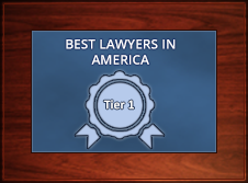 Best Lawyers In America - Tier 1