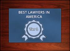 Best Lawyers In America - Tier 1