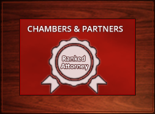 Chambers & Partners Leading Attorney